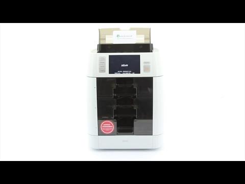 Счетчик-сортировщик банкнот SBM SB-3000 RUB/EUR/USD