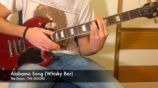 Alabama Song (Whisky Bar) - Guitar Tutorial