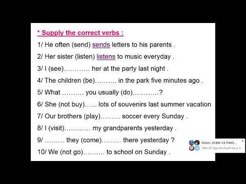Tiếng Anh Lớp 7 (Hệ 7 Năm):  UNIT 10   A1 B1,3