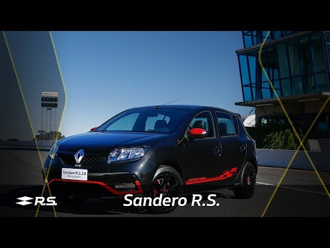 Renault Sandero Stepway Хетчбек класса B - рекламное видео 1