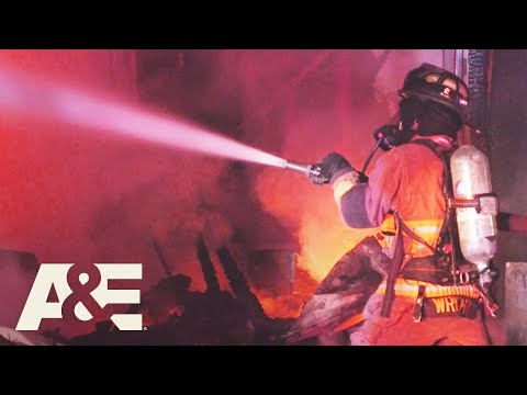 Live Rescue: Firefighters Respond to Explosive House Fire (Season 2) | A&E