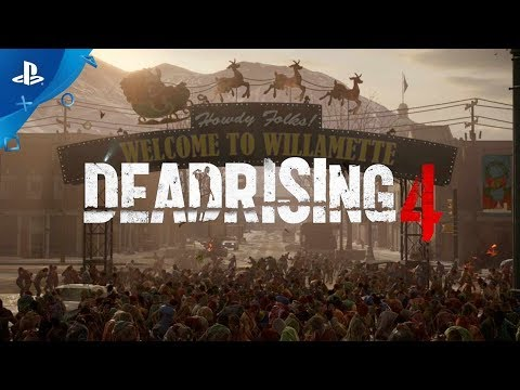 Dead Rising 4: Frank's Big Package – Announcement Trailer | PS4 thumbnail
