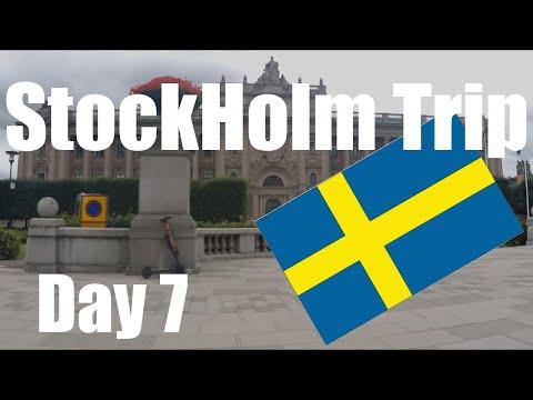 StockHolm Trip 2019 - 7th Day - 4.7.2019 (Upravená verzia)