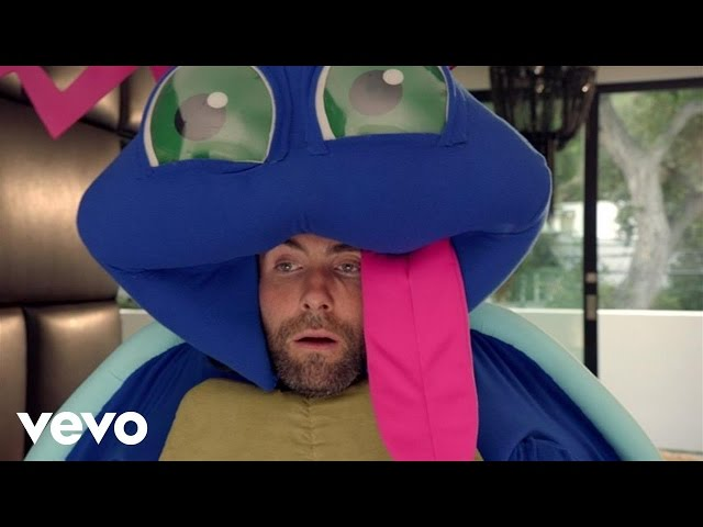 Maroon 5 - Don't Wanna Know (Official Music Video)