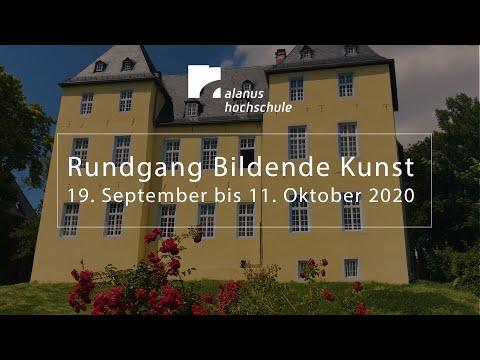 Rundgang Bildende Kunst der Alanus Hochschule