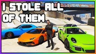 GTA 5 Roleplay - I Robbed The Whole Dealership | RedlineRP