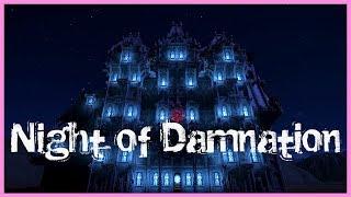 Night of Damnation: Darkride! Ride Spotlight 56 #PlanetCoaster