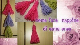 Come Fare Nappe E Nappine-by Oana