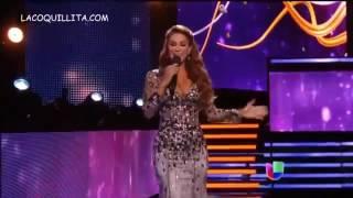 La Nueva Y La Ex - Daddy Yankee - Premios Lo Nuestro 2014