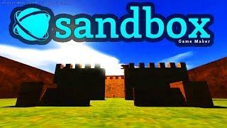 Platinum Arts Sandbox, a 3D game creator