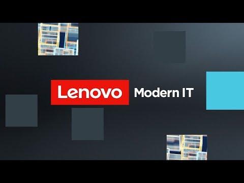 Lenovo Modern IT
