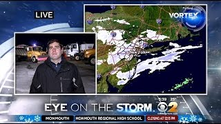 Suffolk County Prepares For Massive Snowstorm