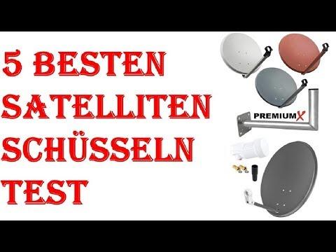 5 Besten Satellitenschüsseln Test 2021