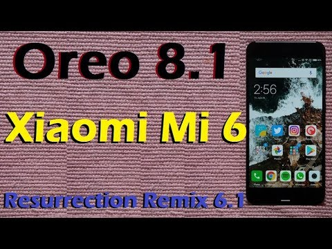 Stable Oreo 8 1 For LG G3 (Resurrection Remix v6 0) Official Update