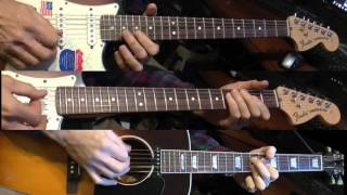 Beatles - Yes It Is Guitar Secrets - No Backing Tracks.