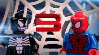 LEGO ULTIMATE SPIDERMAN vs VENOM AND THE BEETLE EPISODE 3