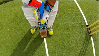 Hit on the Pads First Ball Plumb LBW ? | Batting for a Golden Quack ||P'sCTV20||