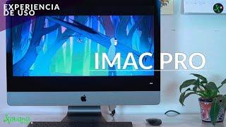 iMac Pro, así nos fue trabajando con la computadora MÁS POTENTE de Apple