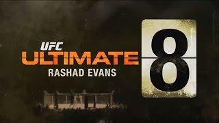 UFC 209: Rashad Evans - Ultimate 8