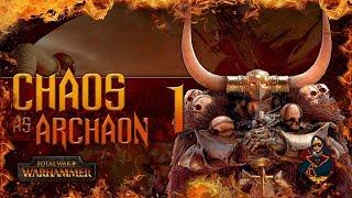 INVADING THE NEW WORLD!   WARHAMMER 2 (SFO 2 - Kraka Drak - Norse