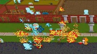 Flamethrower Fun! - Zombie Estate 2 Multiplayer!