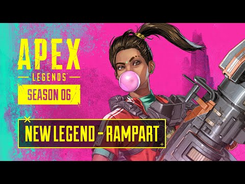 Meet Rampart – Apex Legends Character Trailer