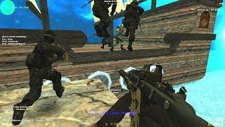 Counter-Strike: Zombie Escape Mod - ze_POTC_Fabi on MILFEscape