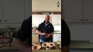 Le Cordon Bleu en casa: Tarta de jitomate con queso de cabra