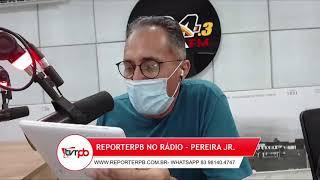 Programa Reporterpb no Rádio do dia 23 de julho de 2021