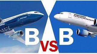Boeing против Bombardier - маленькая драка с большими последствиями