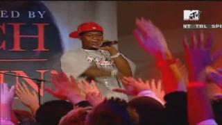 50 Cent Hustler`s Ambition (live)