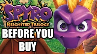 Spyro Reignited Trilogy   15 Things You Need To Know Before You Buy