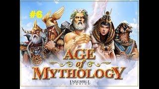 Τρωικός πόλεμος. Μέρος Δ΄. Δούρειος ίππος. Παίζουμε Age of Mythology GreekPlayTheo #6