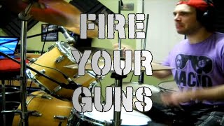 AC/DC fans.net House Band: Fire Your Guns Collaboration HD