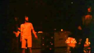 Keith Moon kissing John Entwistle