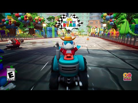 Race With Ryan | Launch Trailer thumbnail