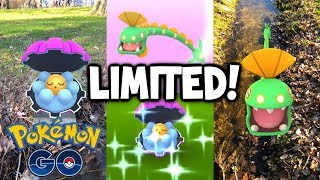 Clamperl  - (Pokémon) - The LUCKIEST Unlucky *SHINY CLAMPERL* Day!