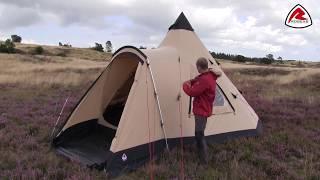Kiowa Tipi Tent | Pure Outdoor Passion