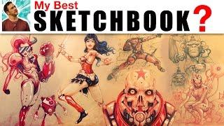 My Best Sketchbook Yet?
