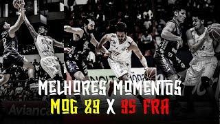 Melhores Momentos - MOG 89 X 95 FRA  | NBB 2018-2019