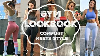 UPDATED Gym Haul/ Lookbook Try On | Forever 21 | Better Bodies | Aim
