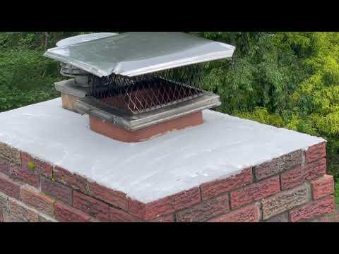 Crown Sealing a Chimney in Hazlet, NJ