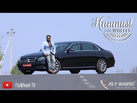 Mercedes Benz E Class LWB   Hanmust on Wheels