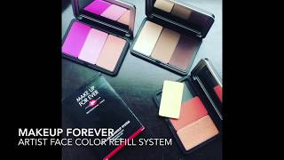 Makeup Forever Face Colors