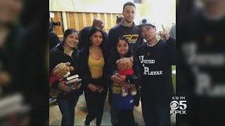Colin Kaepernick, Steph Curry Match Donations to Youth Counseling Organization in S.F.