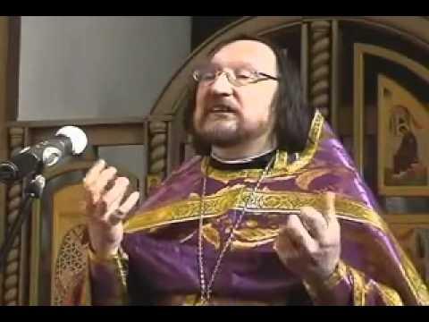 Отец Георгий Чистяков. Молитва.