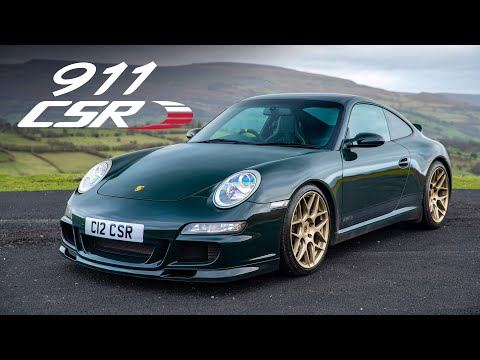 Porsche 911 CSR: Transforming a 997 | Carfection 4K