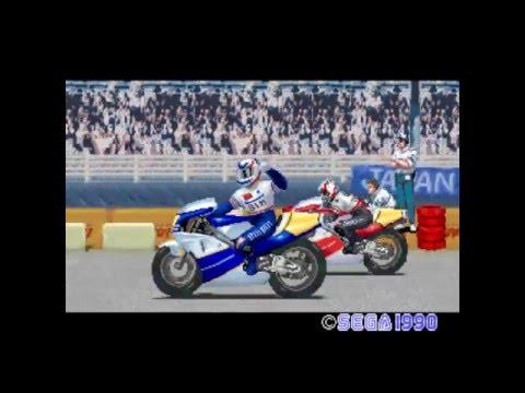 Gp Rider 1990 Mame emulator