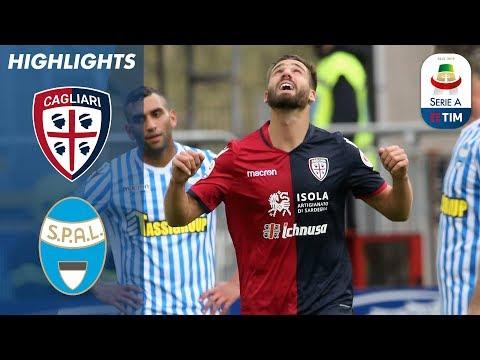 Cagliari 2-1 SPAL   Pavoletti Winner Ends SPAL Winning Streak!   Serie A