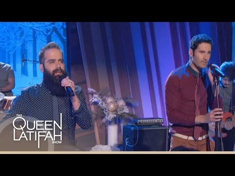 """Capital Cities Performs """"Safe and Sound"""" (Full) on The Queen Latifah Show"""